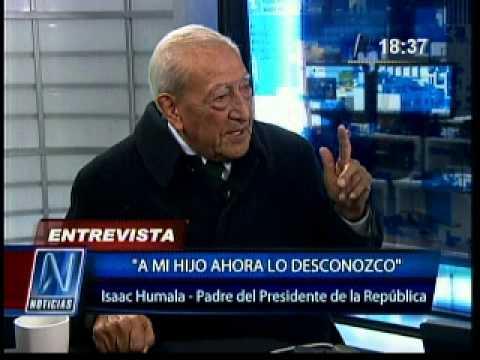 Isaac Humala - N Noticias (23/7/2014) [2/2]