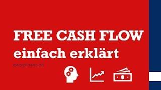 Free Cash Flow einfach erklärt