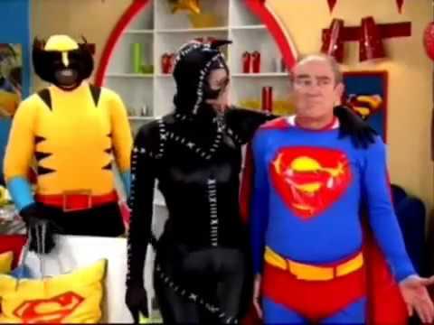 Super-Heróis Trapalhões: A pedra mágica de Robin (1980) /  Menina Super Poderosa (2008)