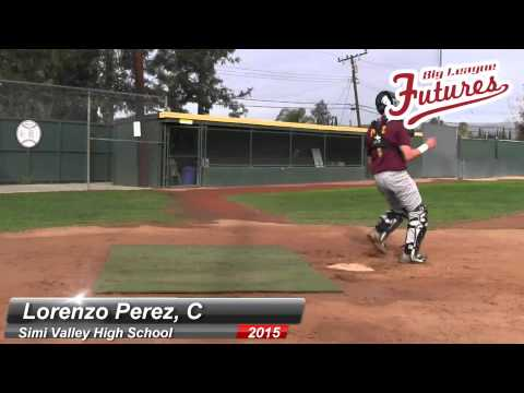 LORENZO PEREZ PROSPECT VIDEO, C, SIMI VALLEY HIGH SCHOOL CLASS OF 2015
