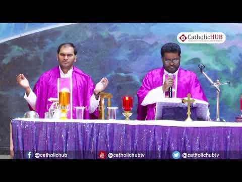 Telugu Mass @  Divine Word Centre, Muthangi, Patancheru, Telangana, INDIA 09 12 18