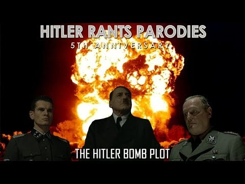The Hitler Bomb Plot