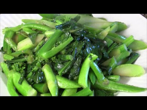 Chinese Broccoli Stir-Fry
