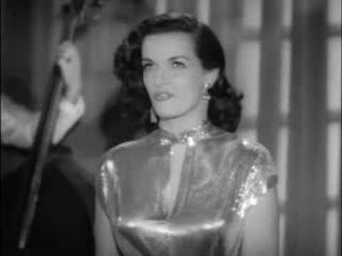 Second song of Jane Russell.