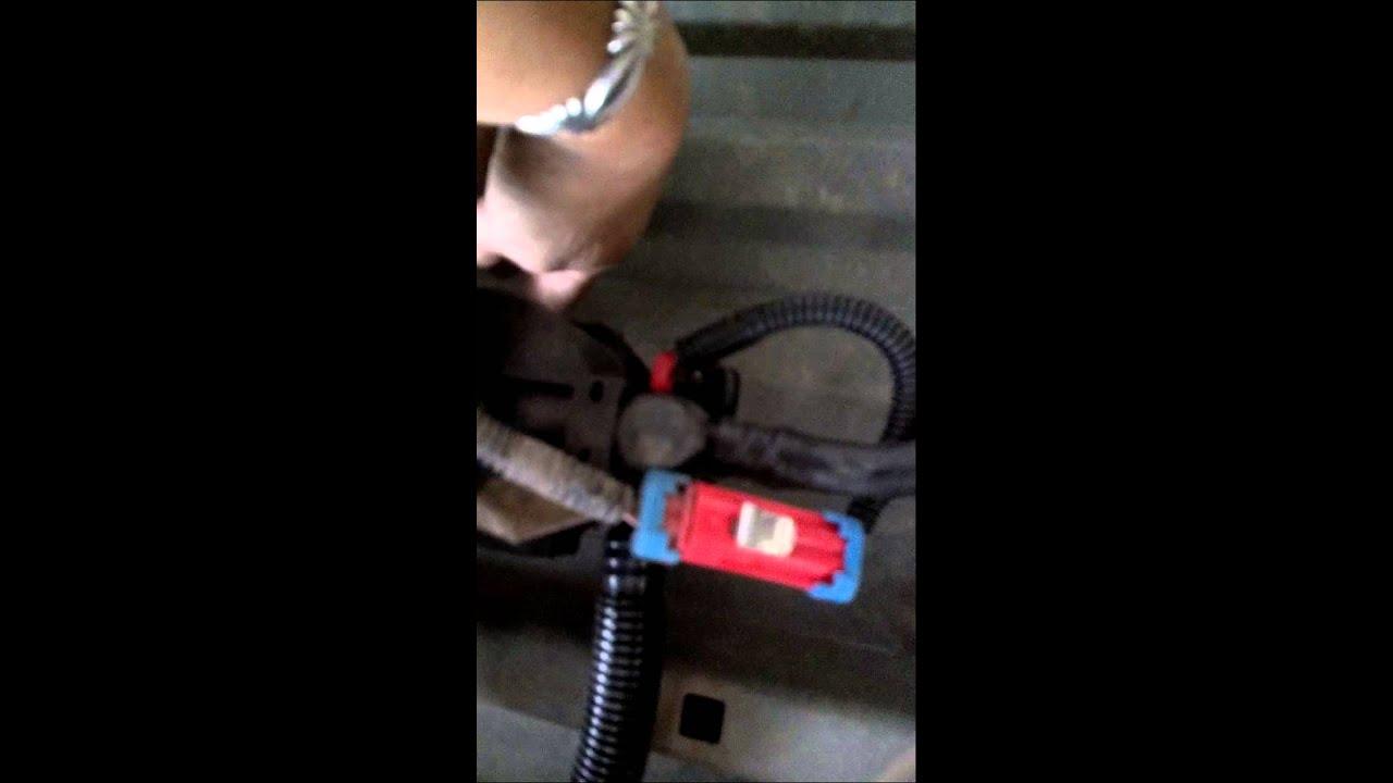 How To Fix Evap Purge Solenoid P0496 07 Suburban Youtube