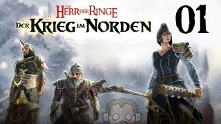 Let's Play Together - Herr der Ringe: Krieg im Norden - Aufbruch aus Bree # 001