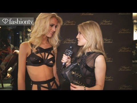 Agent Provocateur Lingerie Store Opening | Milan Fashion Week with Hofit Golan | FashionTV