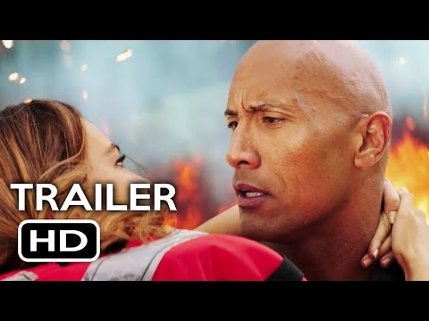 Baywatch Official Trailer Out | Priyanka Chopra Hot Cleavage Show