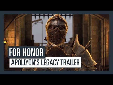 For Honor - Apollyon's Legacy Trailer