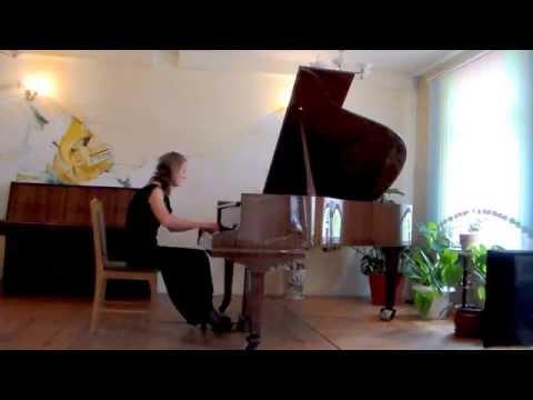 Шопен Фредерик - Прелюдия (си-бемоль мажор), op.28 №21
