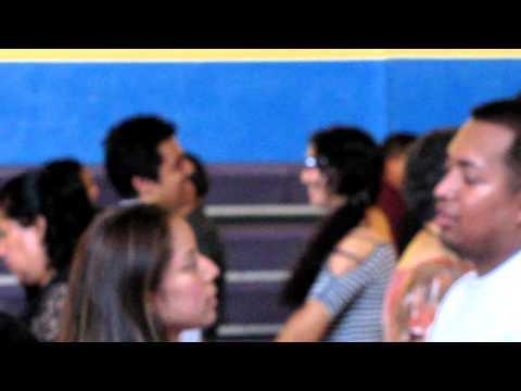 Hna Glenda Encuentro de parejas (1 parte) NY 2012