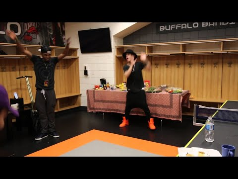 BELIEVE TOUR CREW - PUSH IT Music Videos