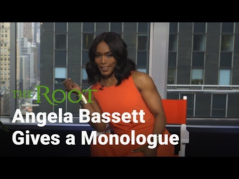 Angela Bassett Performs a Monologue From Macbeth