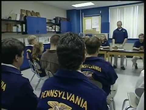 Pennsylvania FFA Foundation  - The Creed