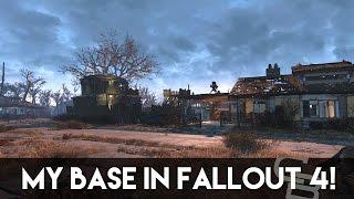 download lagu Fallout 4 - My Base Fallout 4 Sanctuary Overview gratis