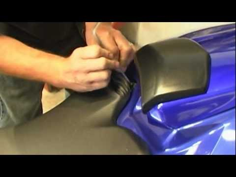 How To Remove Seat And Install Seat On Yamaha R1 R1videos