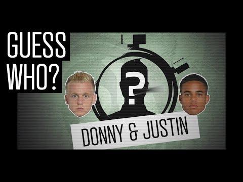 GUESS WHO? #4 - 'Is toch makkelijk...'