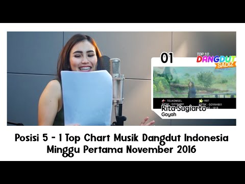download lagu Posisi 5 - 1 Top Chart Musik Dangdut Indonesia Minggu Pertama November 2016 gratis