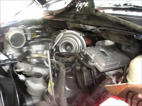 My 6 0l Powerstroke Oil Cooler Replacement Youtube