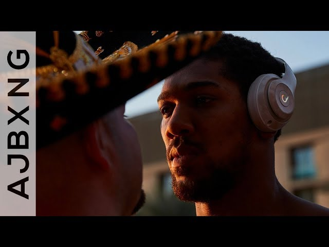 Loose and heavy, rhythm and flow ~ Anthony Joshua thumbnail