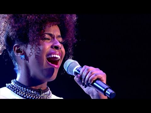 Autumn Sharif performs 'Human Nature': Knockout Performance - The Voice UK 2015 - BBC One