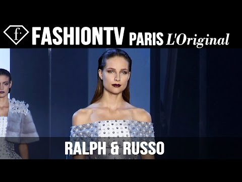 Ralph & Russo Haute Couture Fall/Winter 2014-15 | Paris Couture Fashion Week | FashionTV