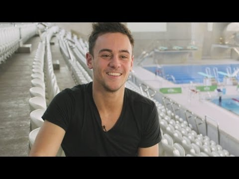 Tom Daley wants you to visit London's Olympic Park