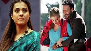 Kajol's Presence Intimidated Ajay's Heroine |  Bollywood News