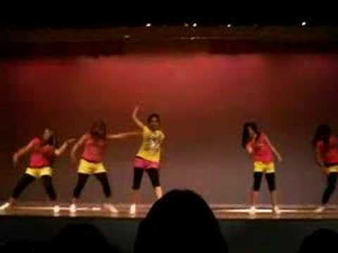 Hip Hop Honeys @ Vhs Talent Show Video