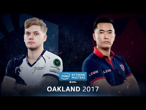 CS:GO - Team Liquid vs. Gambit [Mirage] - Group B Round 2 - IEM Oakland 2017
