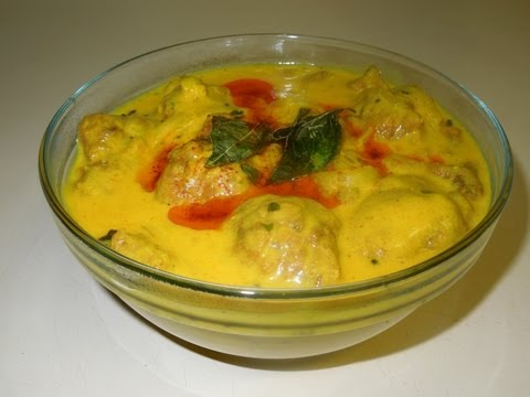 Punjabi kadhi Pakoda  Dahi Ki Kadhi (Yogurt Curry) Indian recipe...