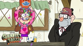 Swapped Bodies | Gravity Falls | Disney Channel