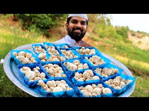 Mushroom Biryani Recipe || For Orphan Kids || Nawabs Kitchen