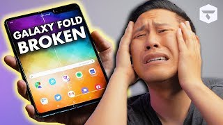 The Samsung Galaxy Fold is ALREADY BREAKING...And That's Bad for All of Us