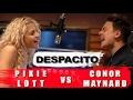 Despacito - cover mash up (Conor Maynard vs pixie Lott) lyrics mp3 indir