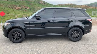 Range Rover 4 Years Cost of Ownership (Range Rover Sport Review)