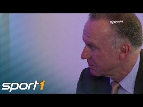 Rummenigge offen für Gespräche - Dani Alves bittet um Nachsicht | SPORT1 NEWS