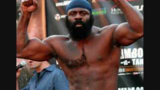 Kimbo Slice vs Brock Lesnar