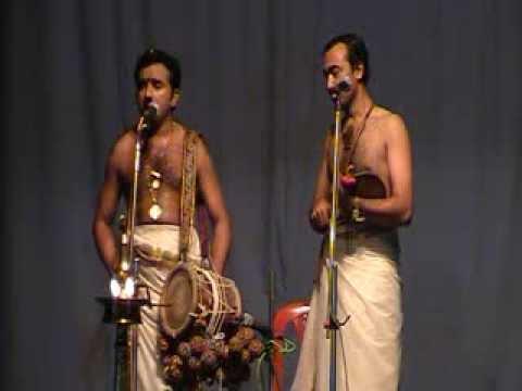 Sopana Sangeetham - Shri. Ambalapuzha Vijayakumar At Poovarani Mahadeva Temple video