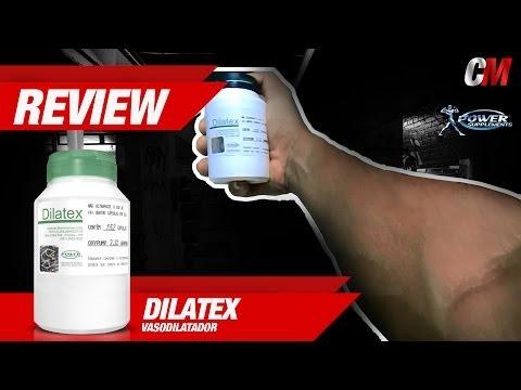 Dilatex - Veja se é bom. como tomar. preço e onde comprar