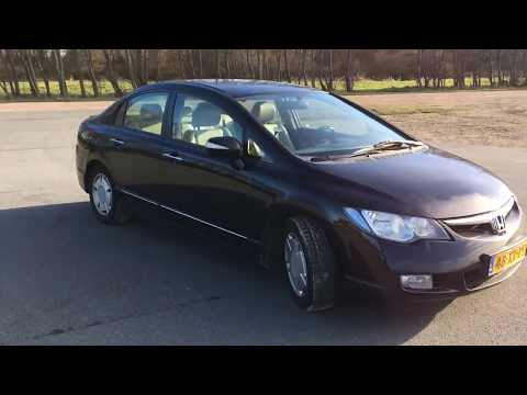 Когда Гибриду 10 лет! Honda Civic Hybrid