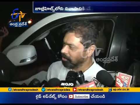 IT Raids Part of Centre's Political Vendetta   MP CM Ramesh