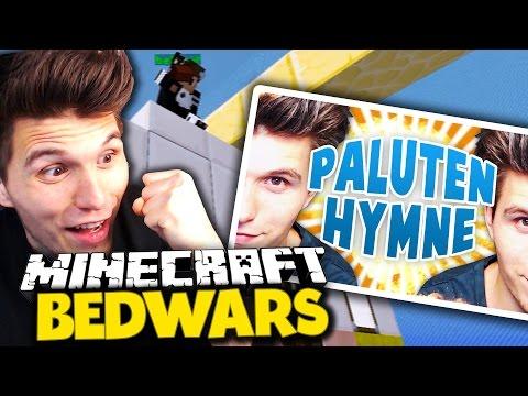 DER PALUTEN SONG! & 53 GOLD?! LÄUFT BEI UNS!  ✪ Minecraft Bedwars Woche Tag 193