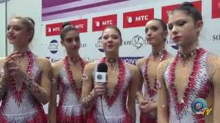 Minsk - 31st Campionati Europei di Ginnastica Ritmica