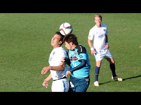 ACFC TV - Ramon talks post match Yokohama
