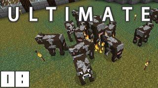 Minecraft Mods FTB Ultimate - SOUL SHARDS !!! [E08] (HermitCraft Modded Server)