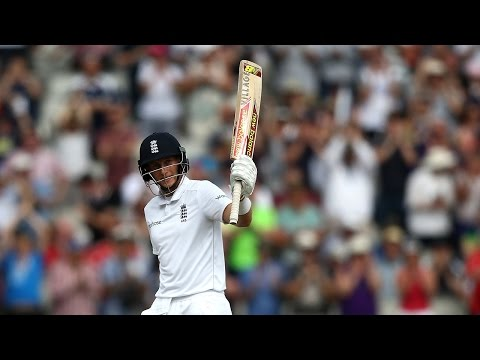 Joe Root 254 celebration montage - England v Pakistan