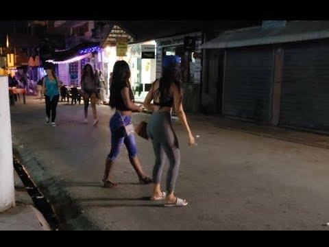 MidNIGHT BOCA CHICA - Dominican Republic ( 4k ) || iam_marwa