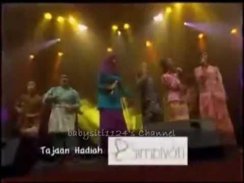 Dato' Siti Nurhaliza & IK3 - Anugerah Aidilfitri (live)