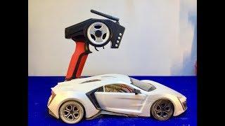 Độ lại xe điều khiển từ xa đồ chơi với động cơ 25.000 vòng - Yêu Sáng Tạo